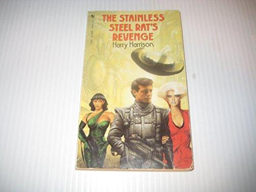 The Stainless Steel Rat's Revenge By Harry Harrison