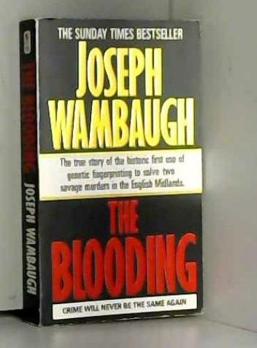 The Blooding By Joseph Wambaugh
