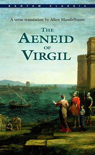 Aeneid Of Virgil By Publius Vergilius Maro (Virgil)