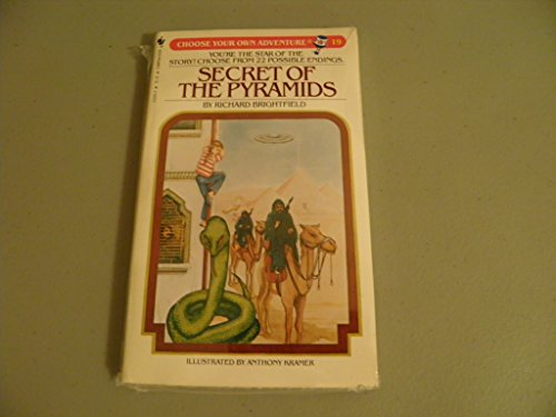 Secret of the Pyramids By Richard Brightfield