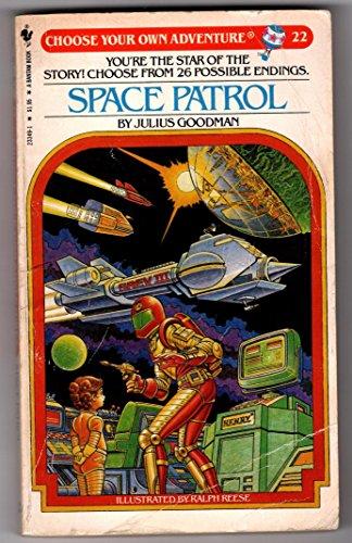 Space Patrol By Julius Goodman