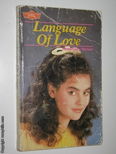 Language of Love By Rosemary Vernon