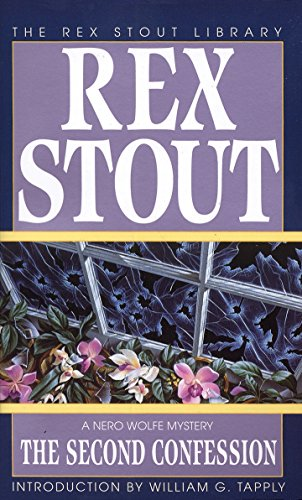 The Second Confessor By Rex Stout
