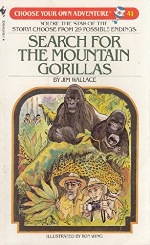 Search for the Mountain Gorillas By Jim Wallace