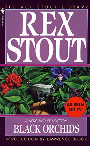 Black Orchids By Rex Stout