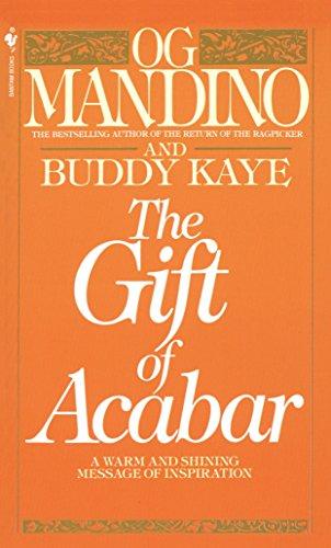 Gift Of Acabar By Og Mandino