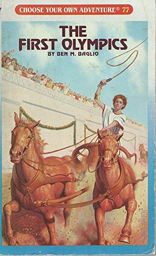 The First Olympics By Ben M. Baglio