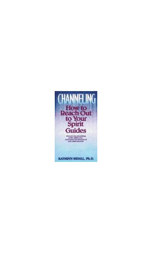 Channeling By Kathryn Ridall