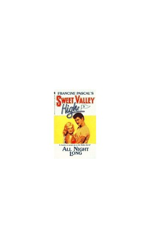 Sweet Valley High 5: All Night Long By Kate William