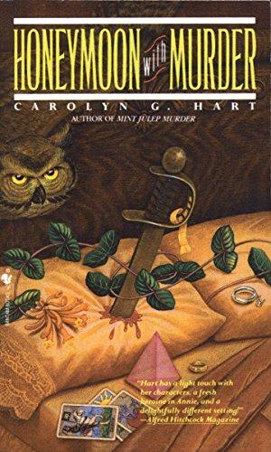 Honeymoon With Murder By Carolyn G. Hart