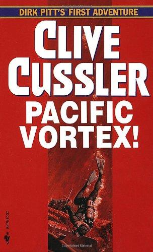 Pacific Vortex By C Cussler