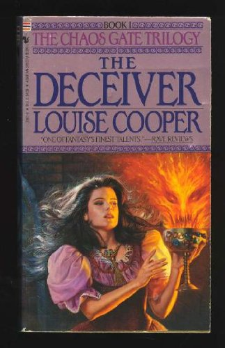 The Deceiver By Louise Cooper