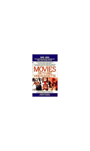 Movies on T.V. and Videocassette By Volume editor Steven H. Scheuer
