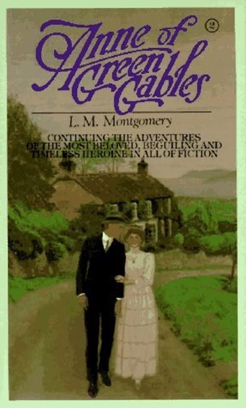 Anne of Green Gables, 3-Book Box Set, Volume II By L M Montgomery (co Hebb & Sheffer)