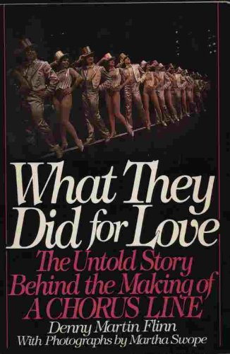 What They Did/Love By Denny Martin Flinn