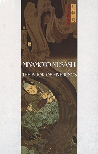 Book Of Five Rings By Miyamoto Musashi