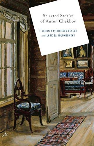 Stories By Anton Chekhov