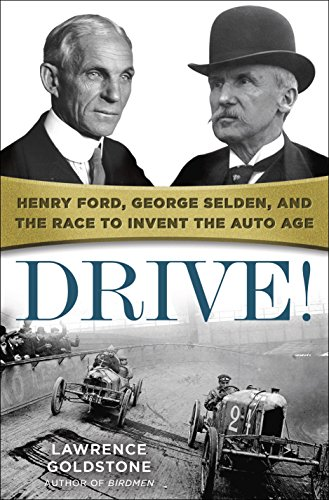 Drive! By Lawrence Goldstone