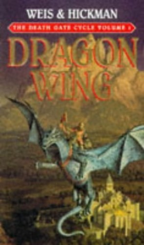 Dragon Wing [The Death Gate Cycle Volume 1] By Margaret Weis