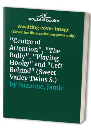 Sweet Valley Twins Collection By Jamie Suzanne