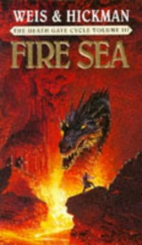 Fire Sea By Margaret Weis
