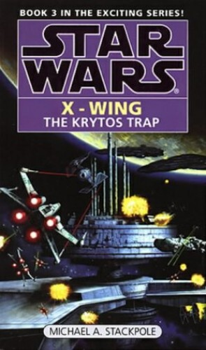 Star Wars: The Krytos Trap by Michael Stockpole