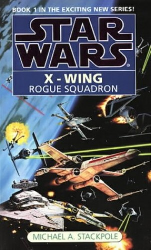 Star Wars: Rogue Squadron By Michael A. Stackpole
