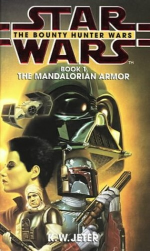 Mandalorian Armor By K. W. Jeter