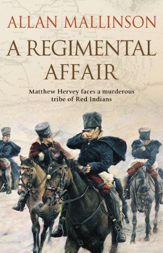 A Regimental Affair By Allan Mallinson