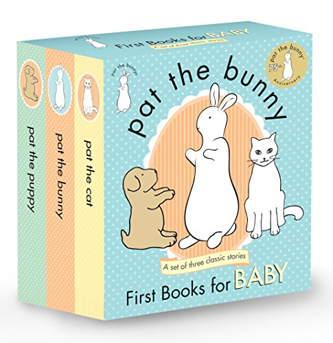 Pat the Bunny: First Books for Baby (Pat the Bunny) von Dorothy Kunhardt
