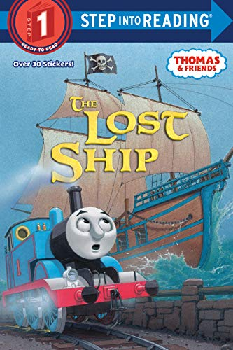 The Lost Ship (Thomas & Friends) By REV W Awdry