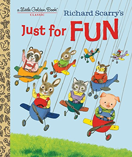 LGB Richard Scarry's Just For Fun By Patricia Scarry