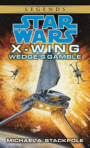 X-Wing 002 By Michael A. Stackpole