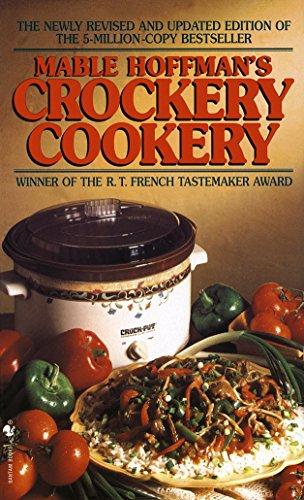 Crockery Cookery By Hoffman