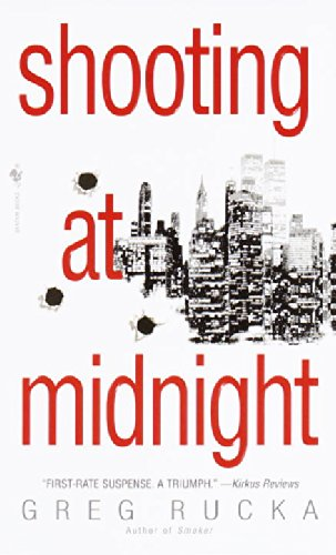 Shooting at Midnight By Greg Rucka