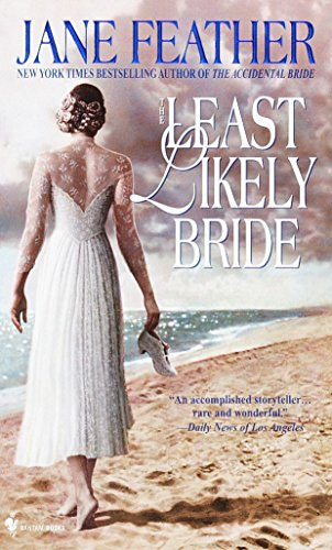 The Least Likely Bride (Bride Trilogy) By Jane Feather