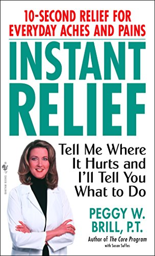 Instant Relief By Peggy Brill
