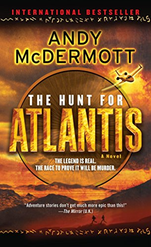 The Hunt for Atlantis By Andy McDermott