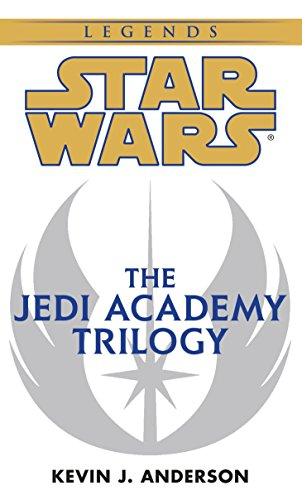 Star Wars: Jedi Trilogy Boxed Set By Kevin Anderson (Manchester Business School UK)