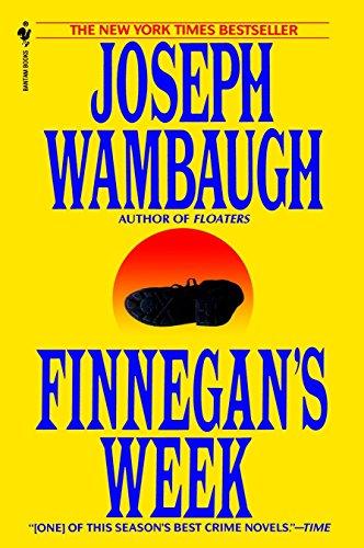 Finnegan's Week By Joseph Wambaugh