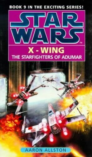 Star Wars: Starfighters of Adumar by Aaron Allston