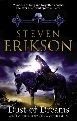 Dust of Dreams By Steven Erikson
