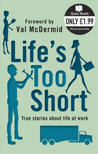 Life's Too Short By Val Mcdermid