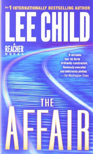 Affair the Exp By Lee Child