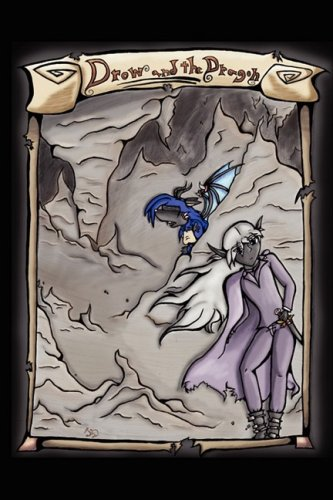 The Drow and the Dragon: Limited Hardback Edition By Robert Yannetta