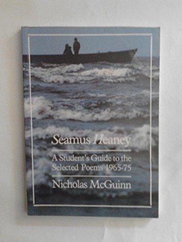 Seamus Heaney By Nicholas McGuinn