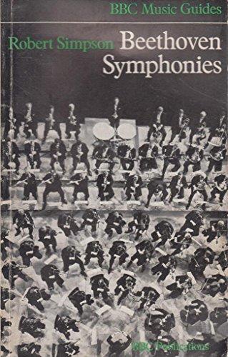 Beethoven Symphonies By Robert Simpson