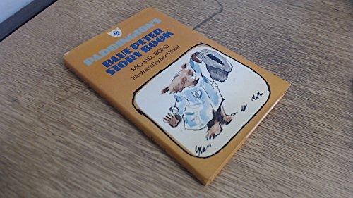"Paddington's ""Blue Peter"" Story Book By Michael Bond"