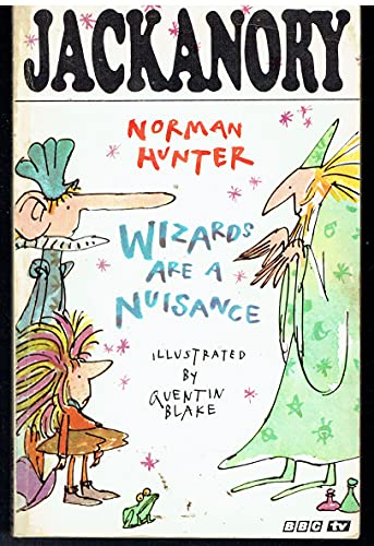Wizards are a Nuisance By Norman Hunter