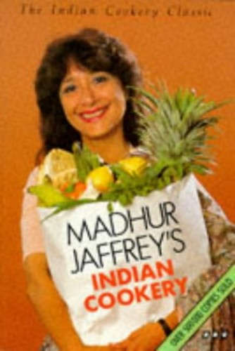 Indian Cookery by Madhur Jaffrey